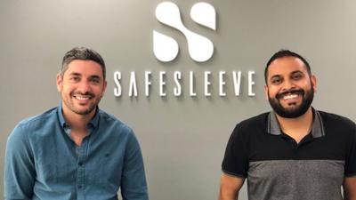 SafeSleeve Founders